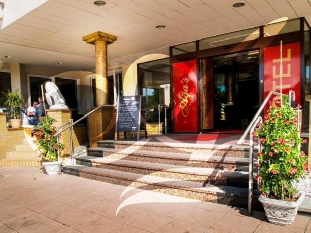 Aga Hotel Berlin Marzahn