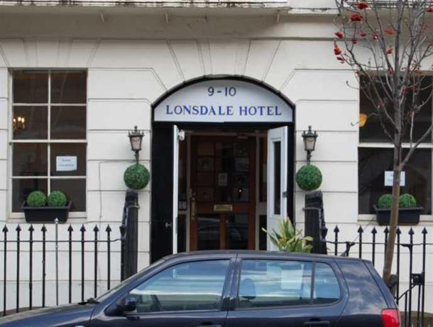 Lonsdale Hotel Londres