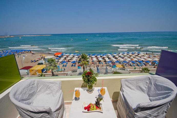 Palm Beach Apartments Rethymno