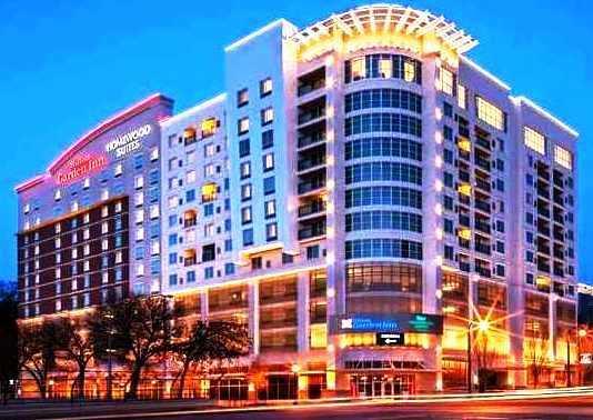 Hilton garden inn atlanta midtown compare deals for Hilton garden inn atlanta midtown