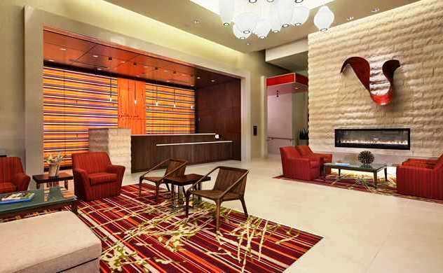 hilton garden inn atlanta midtown compare deals. Black Bedroom Furniture Sets. Home Design Ideas
