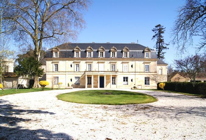 Hotel Chateau Pomys Pauillac France