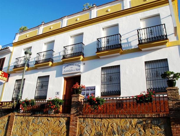 Apartamentos Acantilados De Maro