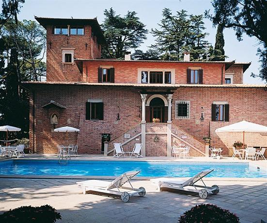 Hotel Villa Pambuffetti