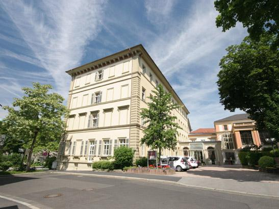 Hotel Kaiserhof Victoria Bad Kissingen