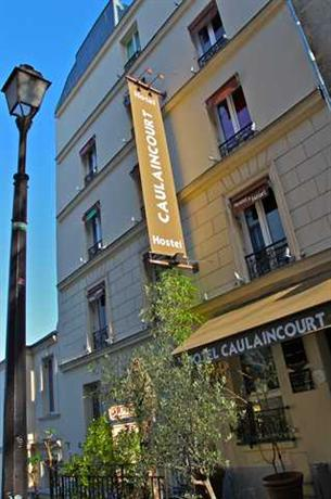 H tel caulaincourt square hotels paris for Les prix des hotels a paris