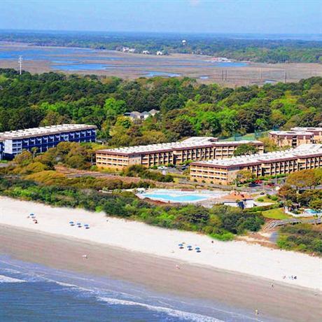 Hilton head beach hotel deals
