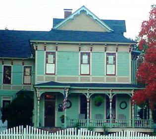 The Pride House