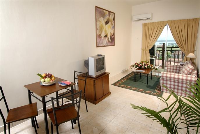 About Suria A Apartment Bukit Merah