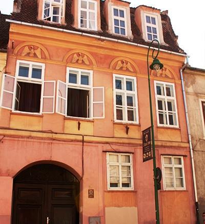 Casa Sforii Brasov