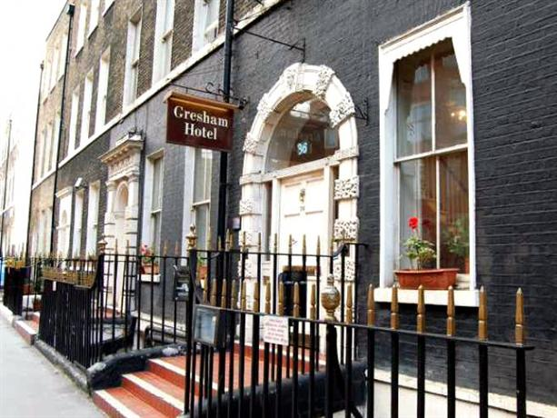 Gresham Hotel Bloomsbury London