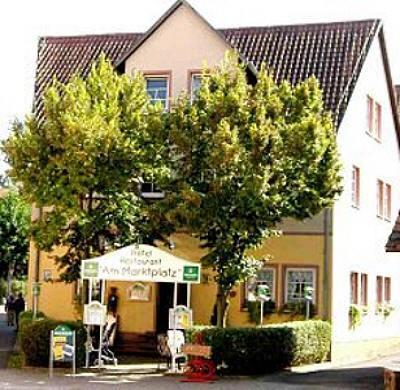 Hotel Am Marktplatz Lauda-Konigshofen