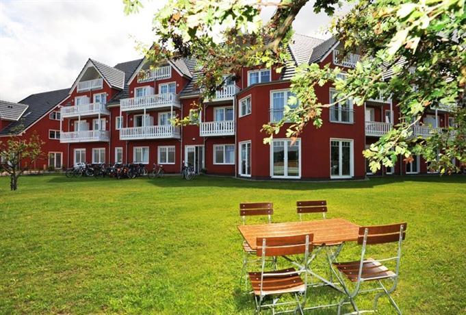 Strandhafer Aparthotel Rostock