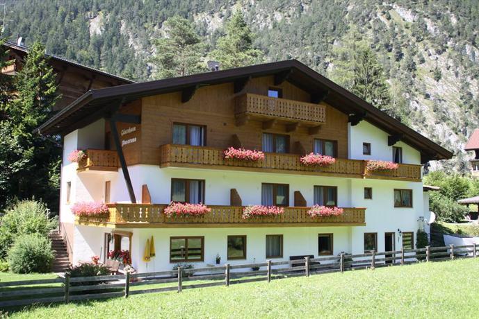 Ferienhaus Panorama Biberwier