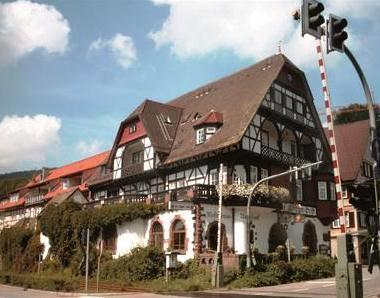 Alpirsbach Hotel Lowen Post