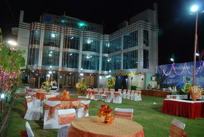 Hotel Ganpati Palace Mathura