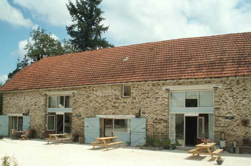 Holiday Home Bourgogne Coussacbonneval