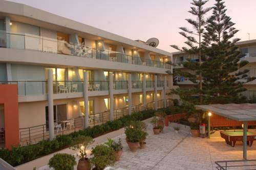 Minos Hotel Rethymno
