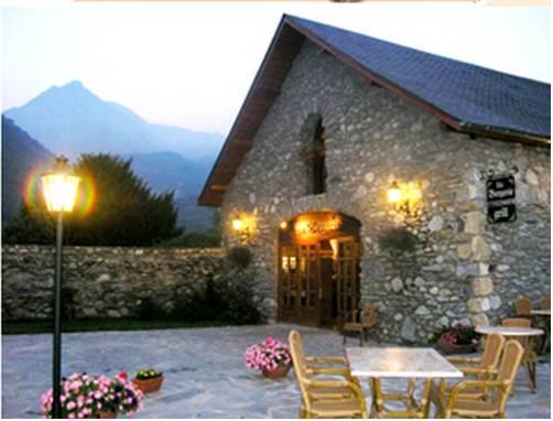 Restaurant Grand Hotel De France Pierrefitte Nestalas
