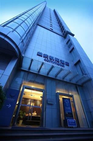 Yi-Wu Commatel Hotel