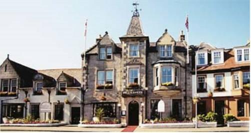 The Woodside Hotel Aberdour