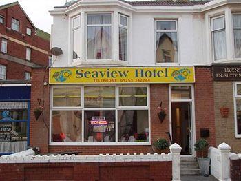Sea View Hotel Blackpool Dean Street
