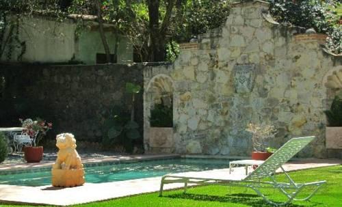 Antigua Villa Santa Monica Hotel San Miguel Allende