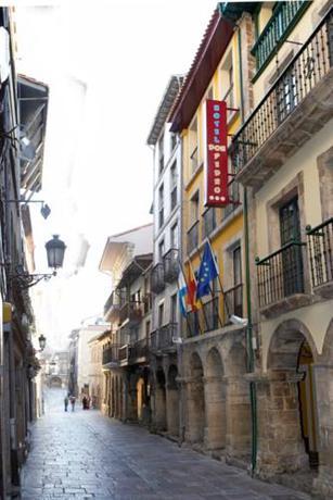 Hotel Don Pedro Aviles