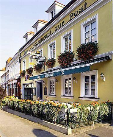 Hotel Restaurant Zur Post Melk