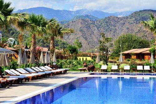 Odile Hotel Restaurant Antalya