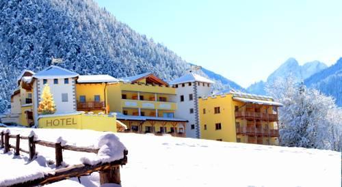 Hotel Bergschlossl Lusen Italien