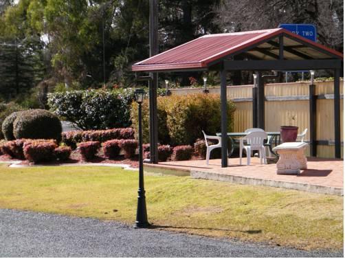 Clansman Motel Glen Innes
