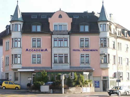 Accademia Apartments Zurich