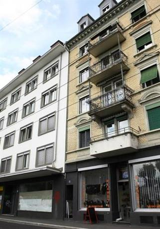 Vision Apartment Militarstrasse