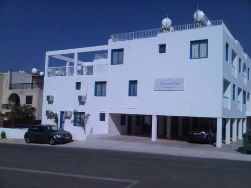About Aphentrika Apartments