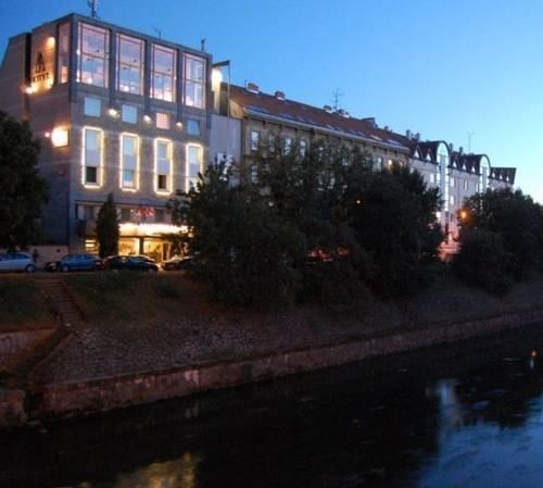 A-Austerlitz Hotel