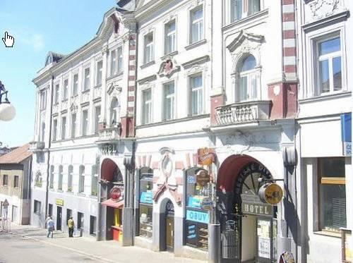 Hotel Posta Benesov