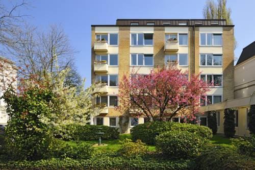 Oberhouse Apartments Hamburg