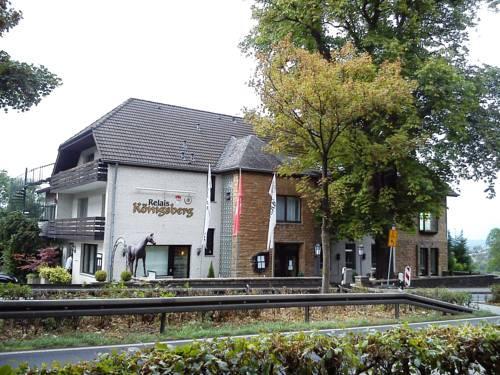 Relais Konigsberg Hotel Aachen
