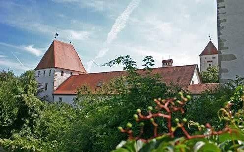 Schloss Neuburg Hotel Restaurant
