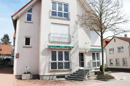 Haus Landgraf Gastehaus Walldorf