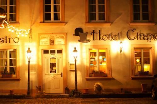 Hotel Restaurant Chapeau Noir Uberherrn