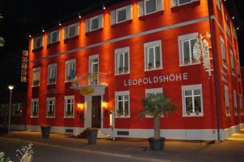 Ott S Hotel Restaurant Leopoldshohe
