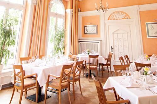 Hotel Villa Durkopp In Bad Salzuflen