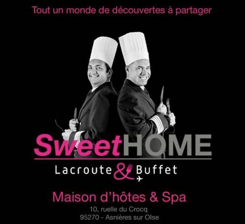 SweetHOME Lacroute&Buffet Maison d'Hotes & Spa
