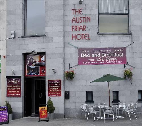 Austin Friar Hotel