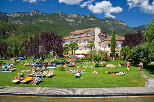 Hotel Seegarten Kaltern Italien