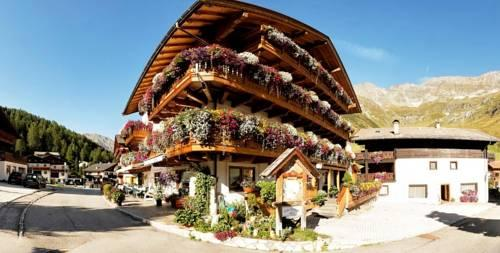 Hotel Pohl Moos in Passeier