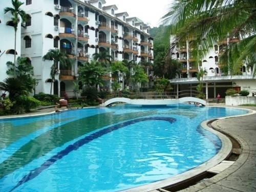 Nany apartment homestay kuah langkawi compare deals - Homestay langkawi with swimming pool ...