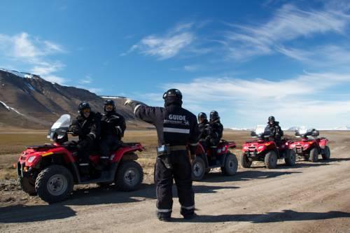 Svalbard Airport Car Rental